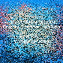 D35C0JóN UR84NO / O.P.A.L. EP cover art