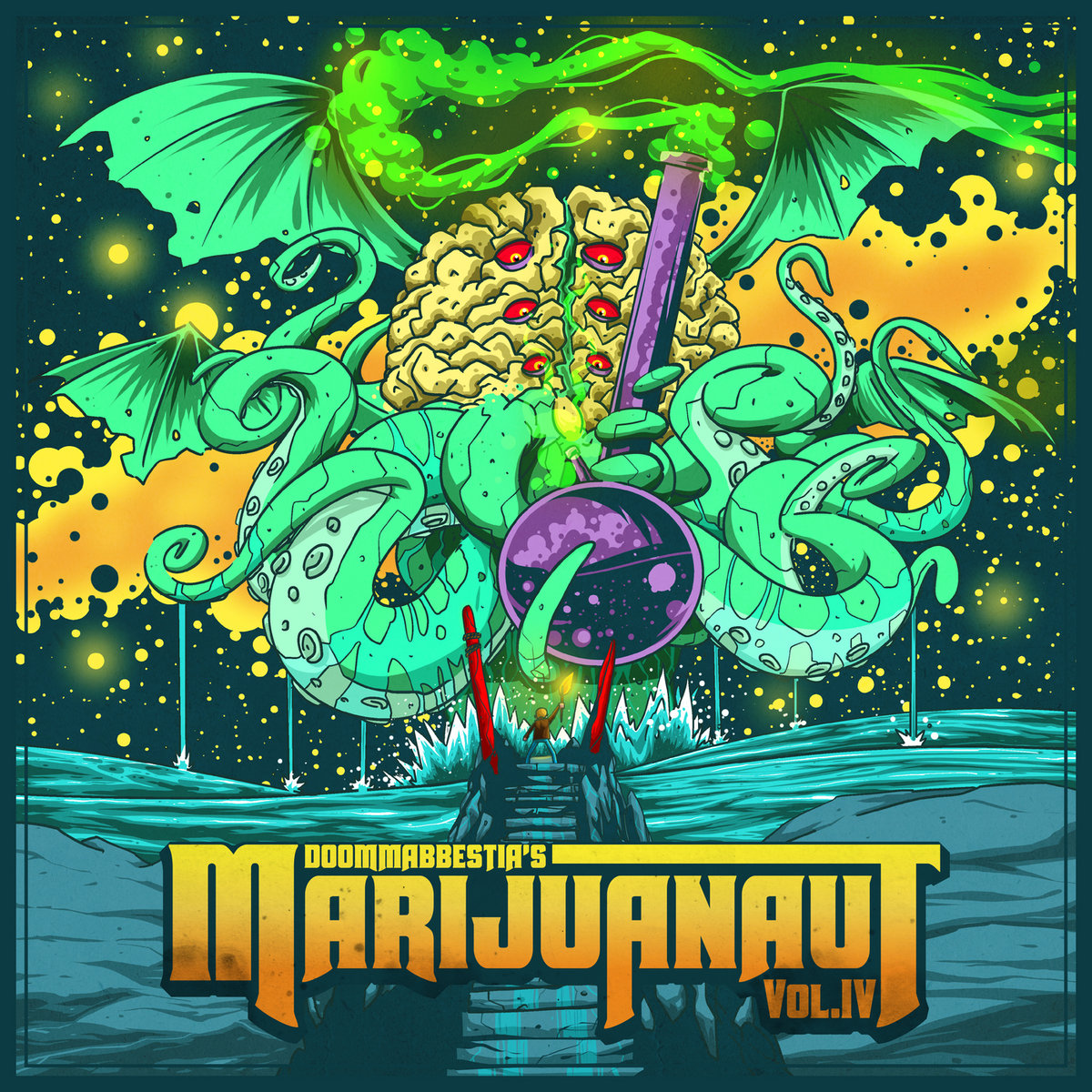 Marijuanaut vol. IV