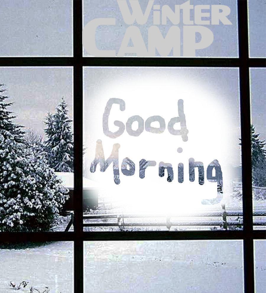 Good Morning Winter Sms : Good morning saskrotch
