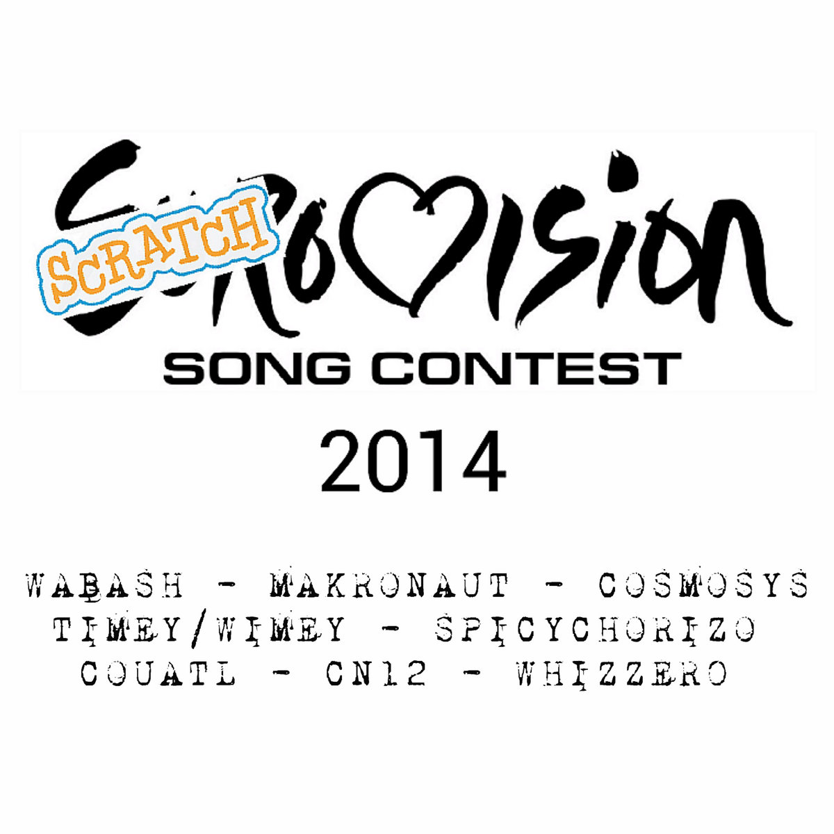 Scratchovision Song Contest 2014