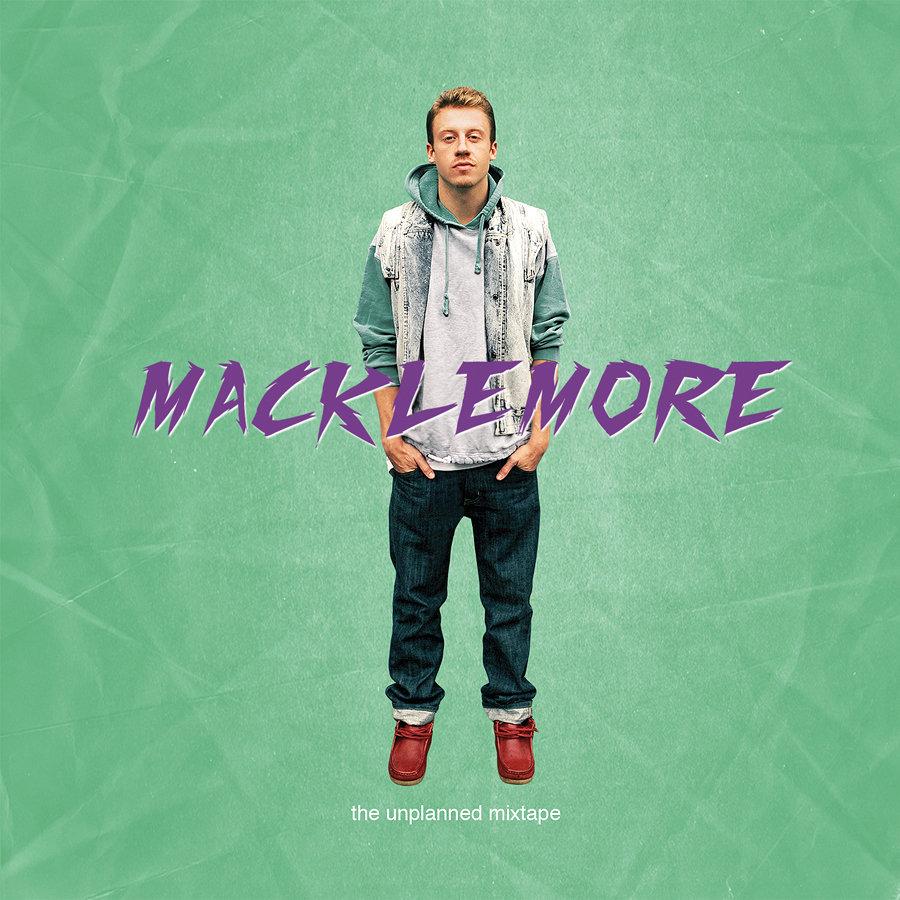 macklemore the unplanned mixtape album
