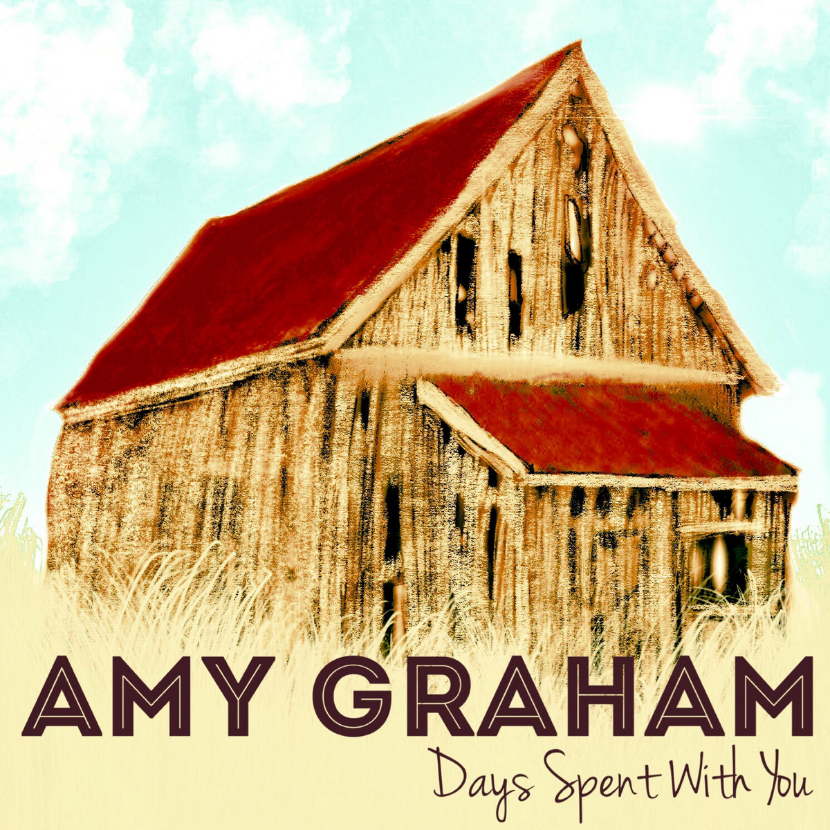Days Spent With You by Amy Graham