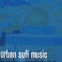 AHMM: Urban Sufi Music Vol.5 - Transformation cover art
