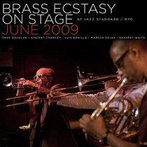 Live at Jazz Standard - Dave Douglas & Brass Ecstasy [2009] cover art