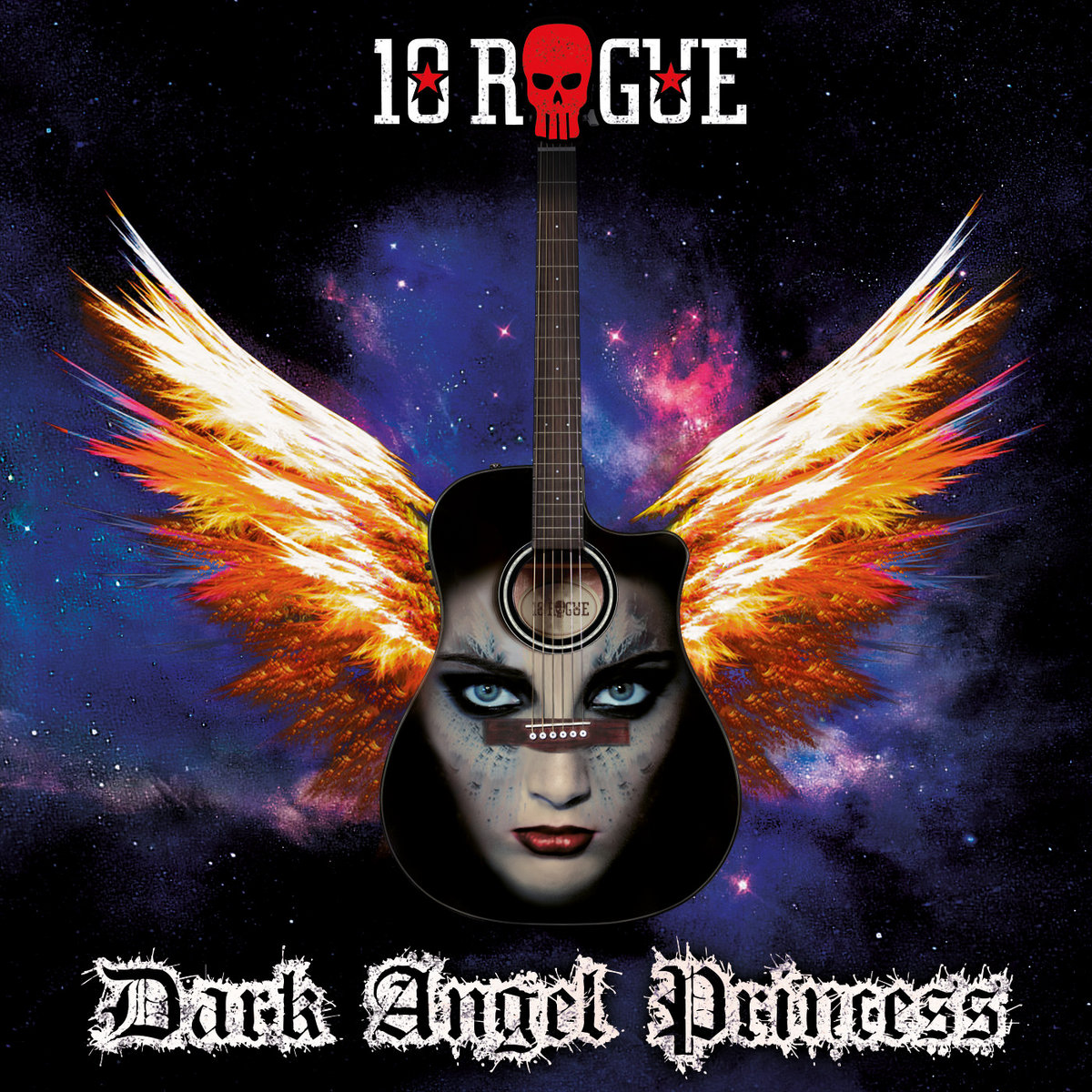 10Rogue - Dark angel princess