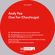 Andy Vaz feat. Eva Soul - One for Choutsugai cover art