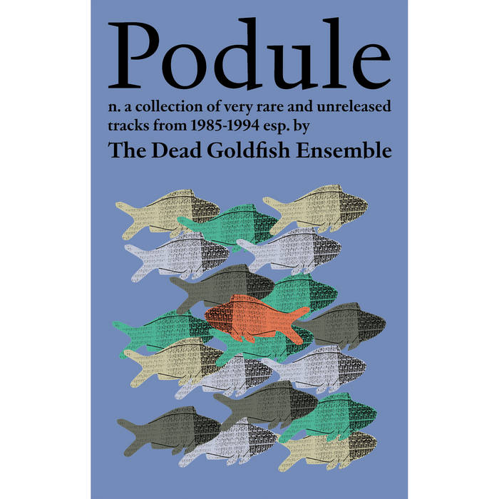Podule - a collection of very rare and unreleased tracks from 1985-1994