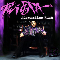 Purple Adrenaline Rush cover art