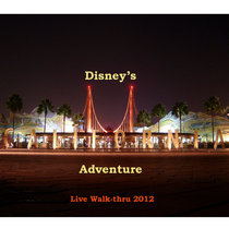 Episode 23 - Disney's California Adventure from 2001 to 2005, November 2012 cover art