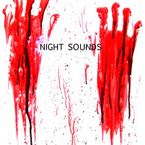 NIGHT SOUNDS - A HALLOWEEN SOUNDTRACK cover art