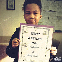 Student of the Month cover art