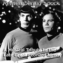 Remembering Spock cover art