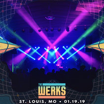 LIVE @ The Atomic Cowboy - St Louis, MO 01.19.19 cover art