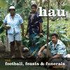 The 'Football, Feasts & Funerals' mixtape Cover Art