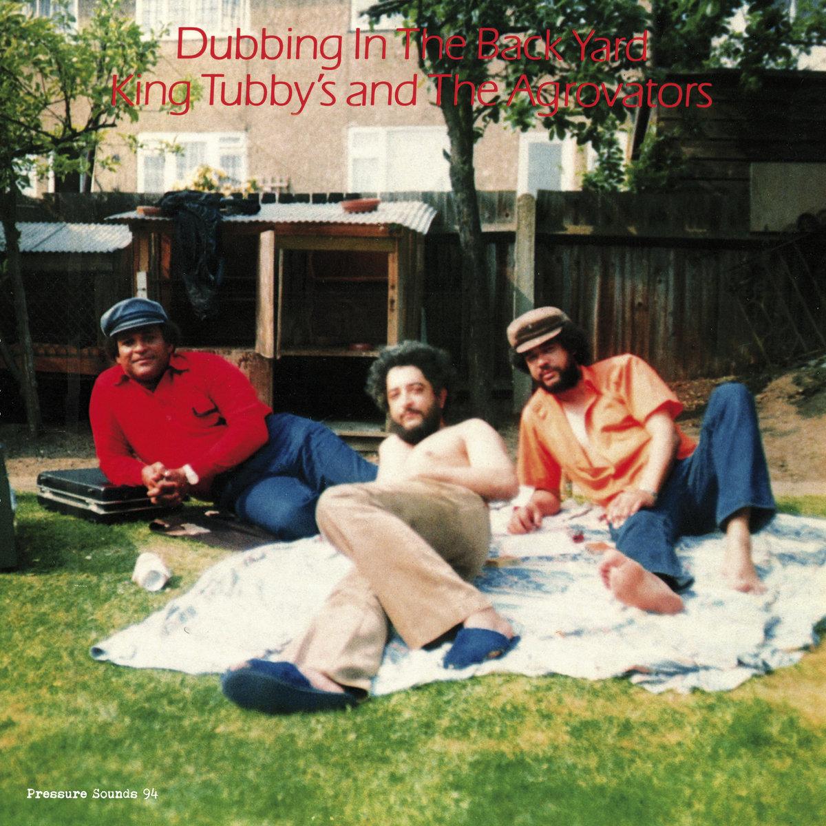 Dubbing In The Backyard