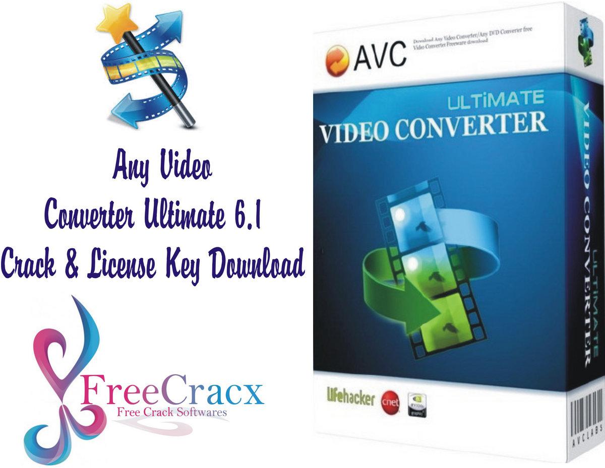 acrok video converter ultimate key