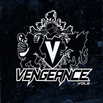 Vengeance Vol 2 cover art