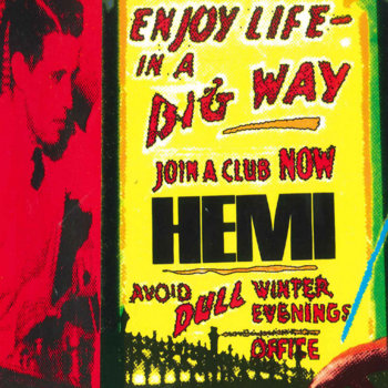 Hemi - Enjoy Life in a Big Way by Head Like A Hole