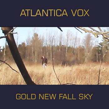 Gold New Fall Sky by Atlantica Vox