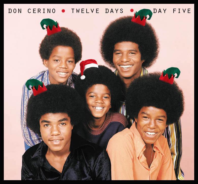 Jackson 5 Christmas.Day 5 Tia Told Me 50 Cent Over Jackson Five Sample Don