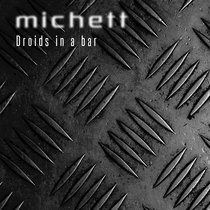 Droids in a bar cover art
