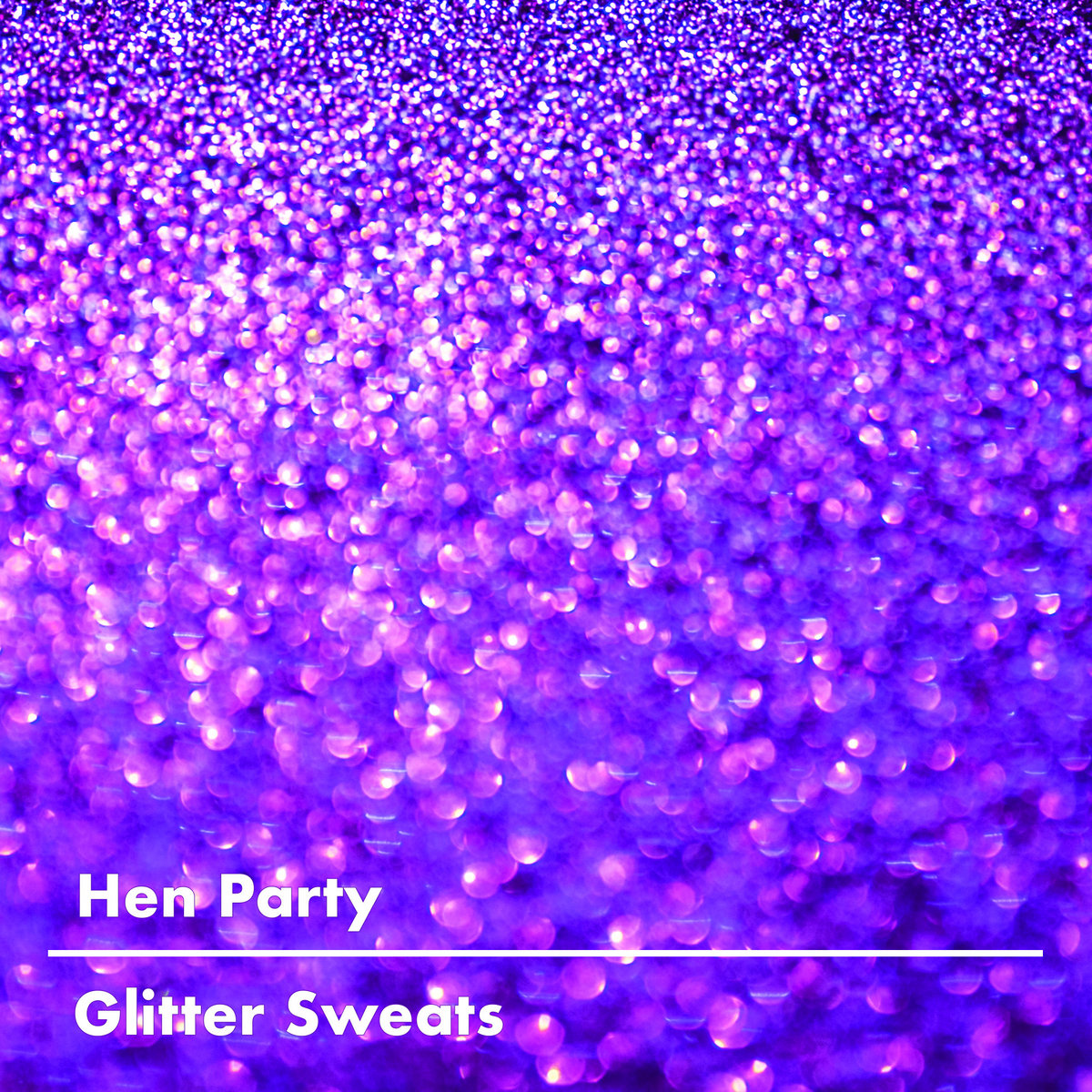 Hen Party – Glitter Sweats