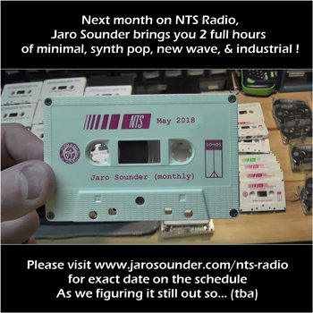1980s Special - Hour 3 & 4 (NTS Radio Broadcast) by Jaro Sounder