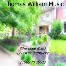 Cherokee Road (1989 to 1991) cover art