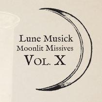 Moonlit Missive #10 cover art