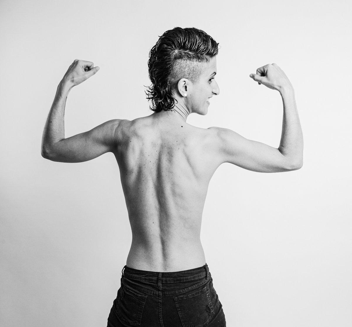 I Am Free in my Body by Shireen Amini