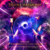 Divine Harmony 11.11 (Just Intonation) cover art