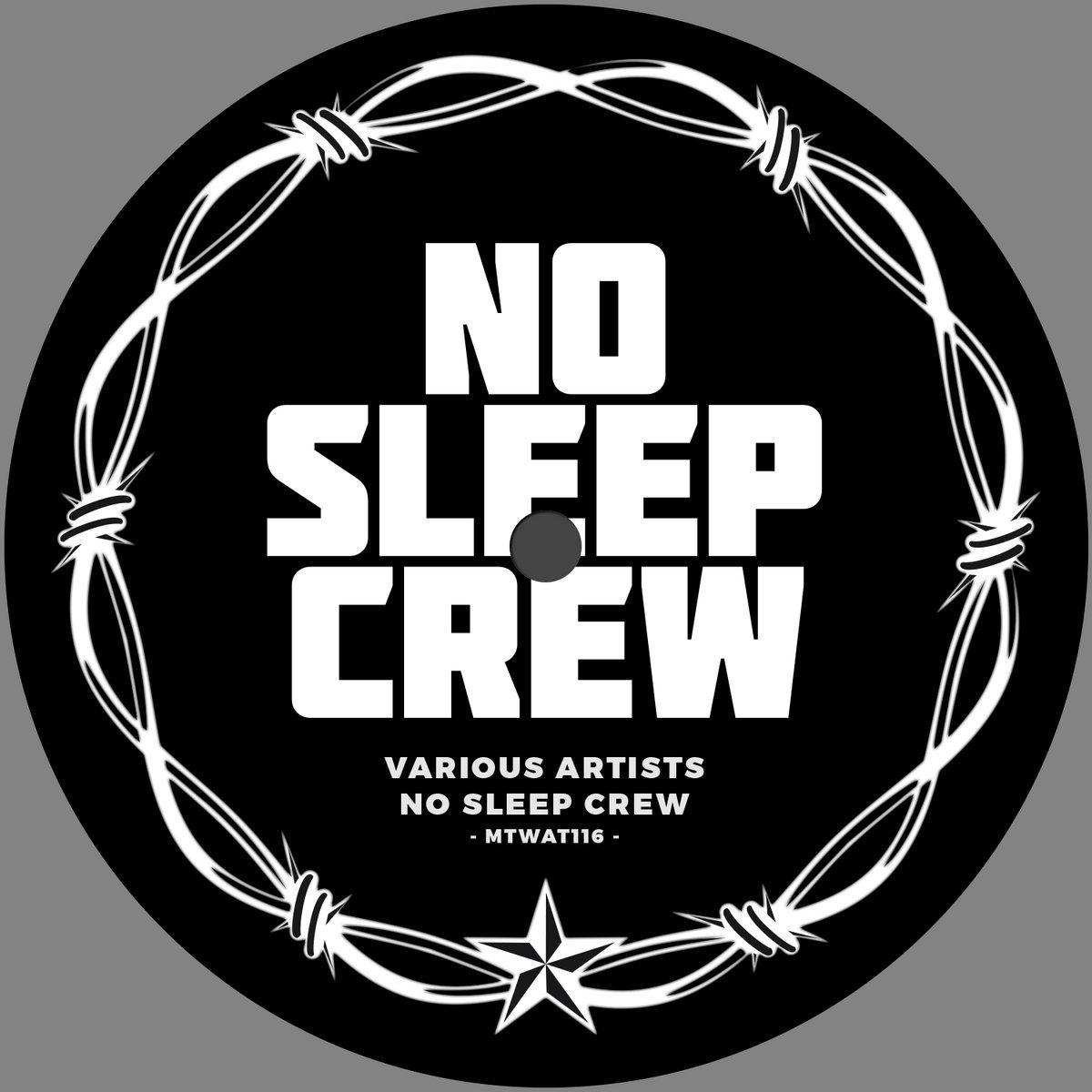 No Sleep Crew   My Techno Weighs A Ton
