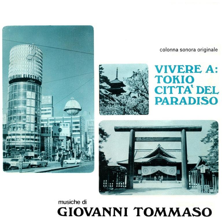 VIVERE A: TOKYO CITTÀ DEL PARADISO