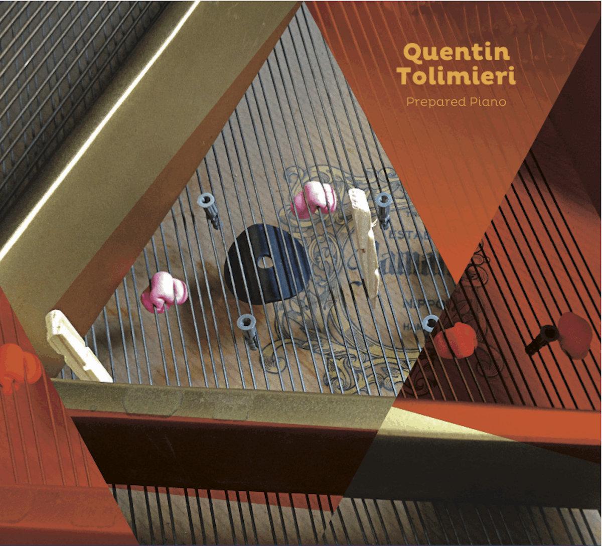 Prepared Piano | Quentin Tolimieri