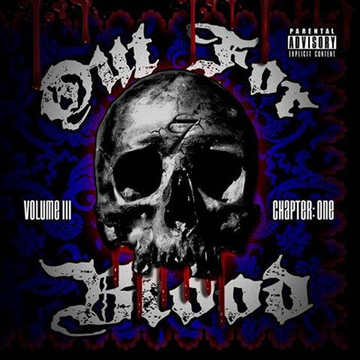 Out For Blood Vol. 3 (Chapter 1) Limited Edition CD cover art