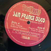 San France Disco - The Theme [2019 Remastered] cover art