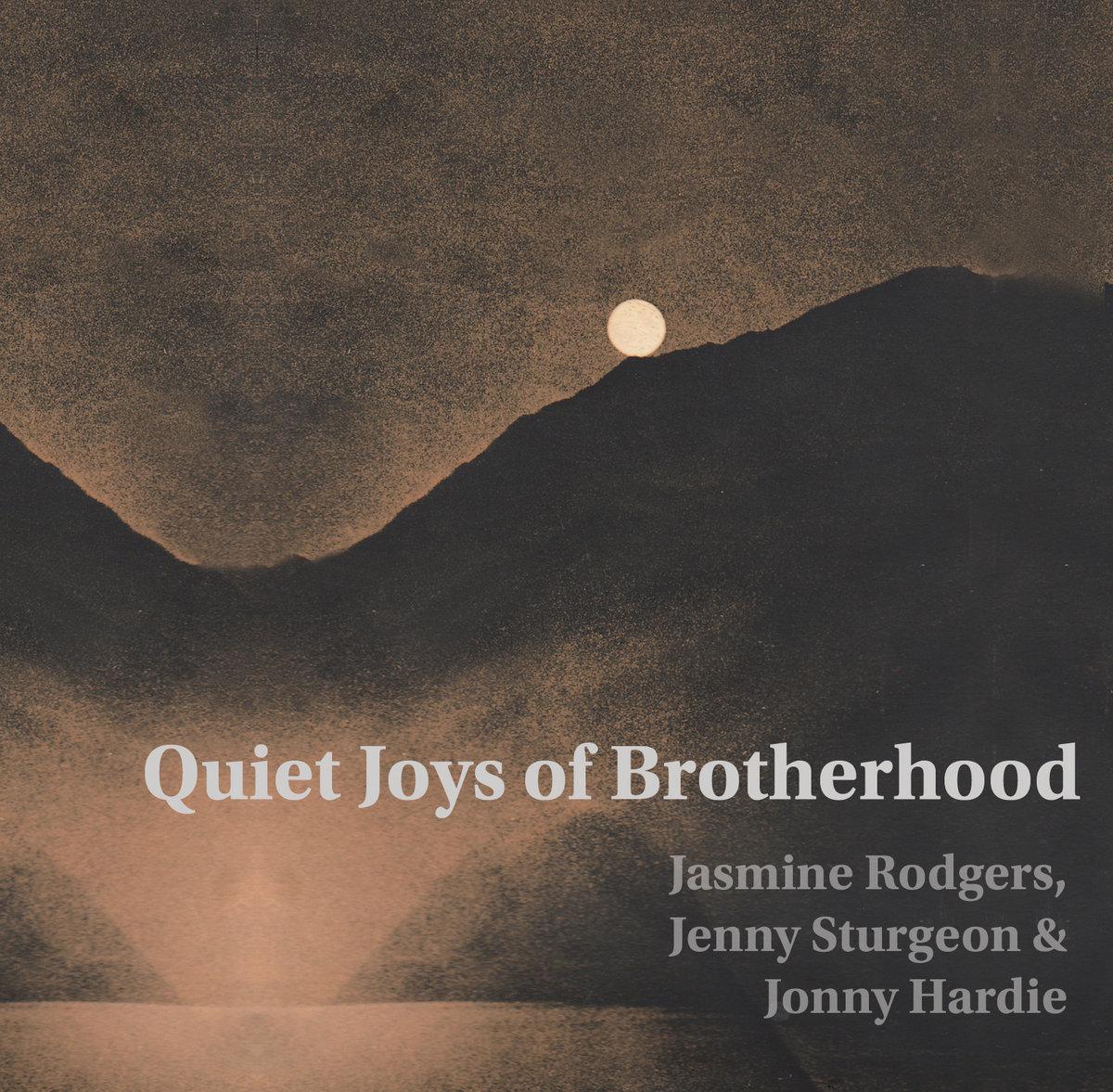 Quiet Joys of Brotherhood by Jasmine Rodgers, Jenny Sturgeon, Jonny Hardie