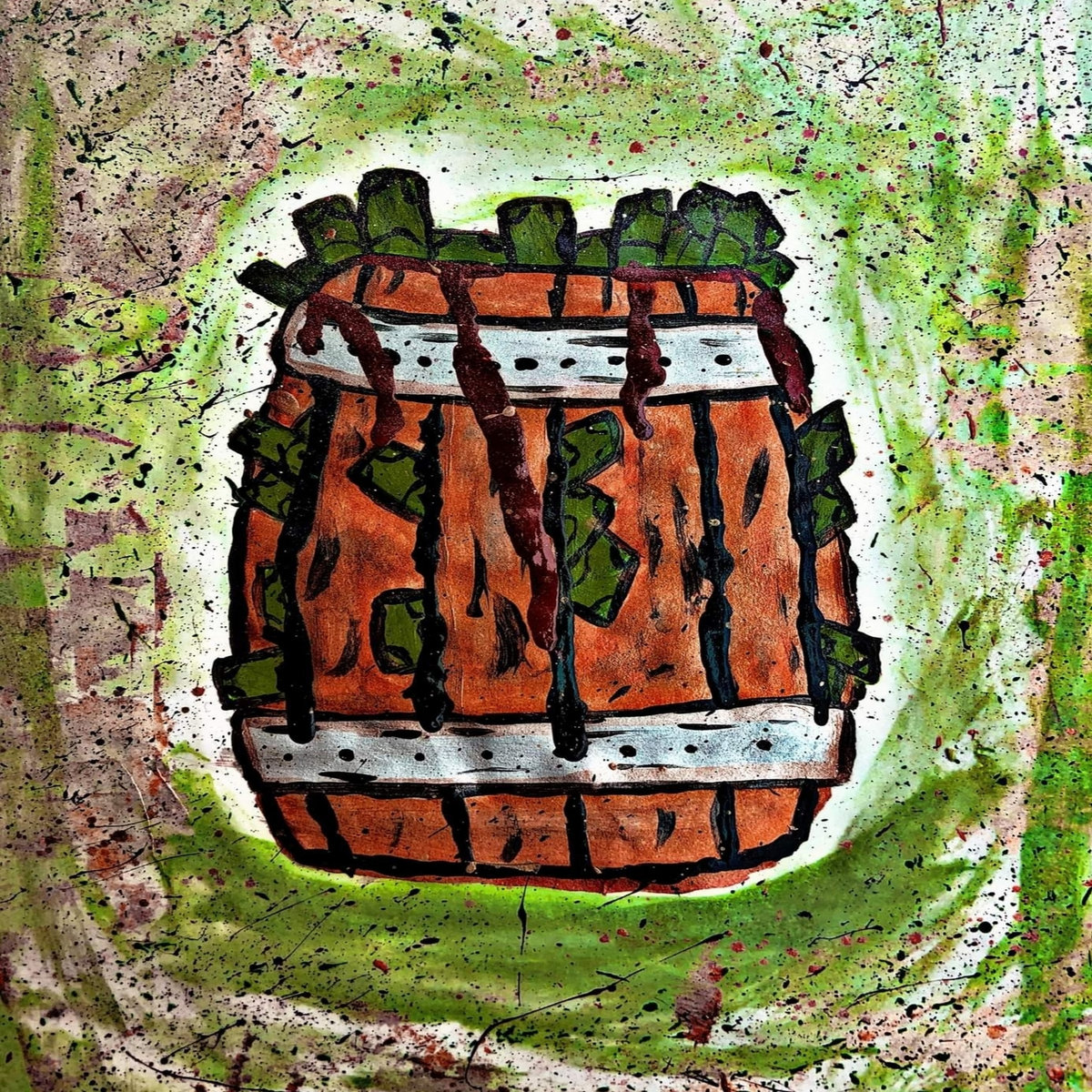 THEMELLOS - BILLIONDOLLARBARREL VOLUME 2 EP