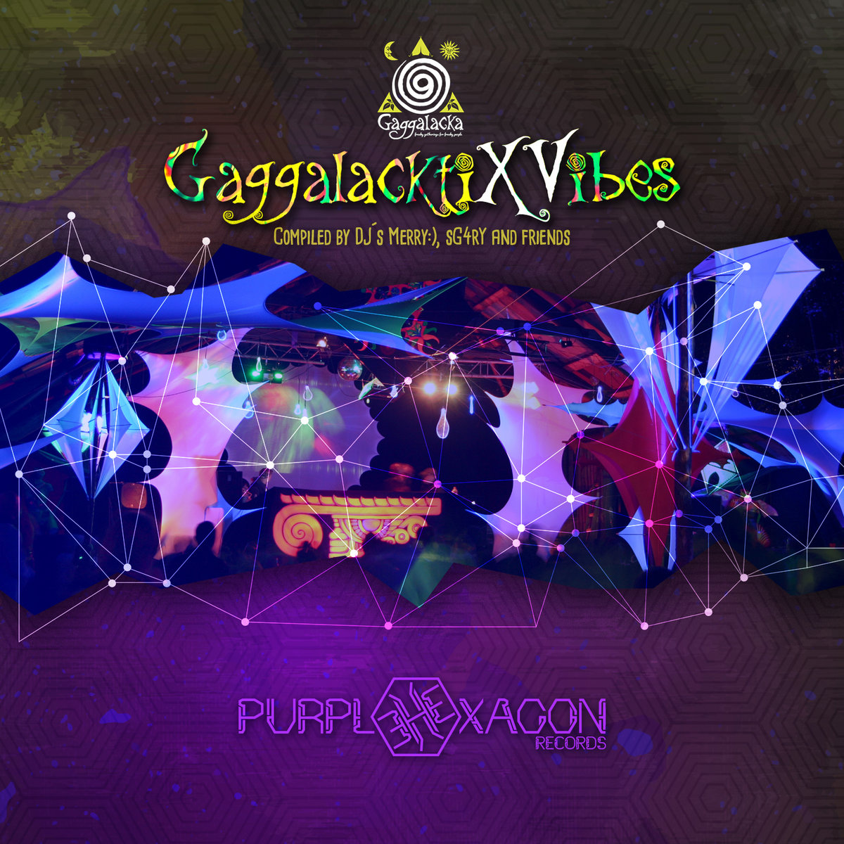 GaggalacktXVibes 2 ( Free Download ) | Purple Hexagon Records Official