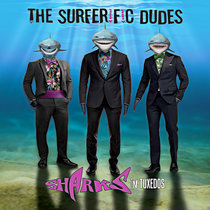 Sharks in Tuxedos cover art