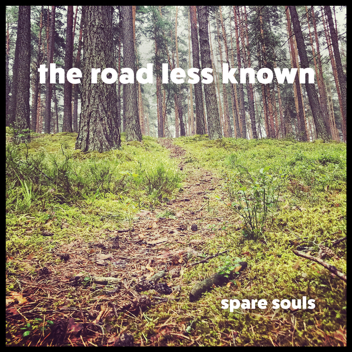 The Road Less Known by Spare Souls