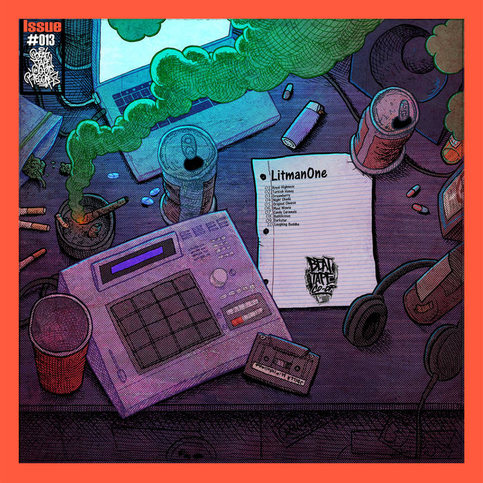 Beat Tape Co-Op Presents The Foundation Producer Series 013 Introducing LitmanOne