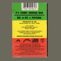 The D.O.C. - It's Funky Enough (The M-Tet x Platurn remix) cover art