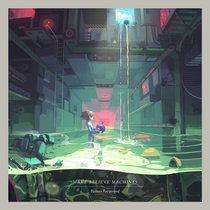 Robots Recovered cover art