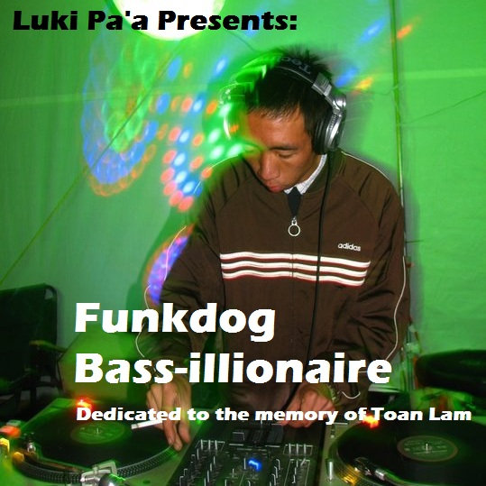 King of the Bongo (Cut N' Run Breaks Mix)   Luki Pa'a
