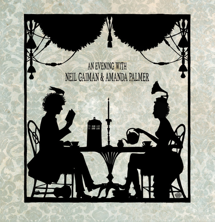 Amanda Palmer Judy Blume Cover