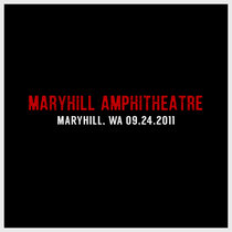 Live at Maryhill Amphitheatre cover art