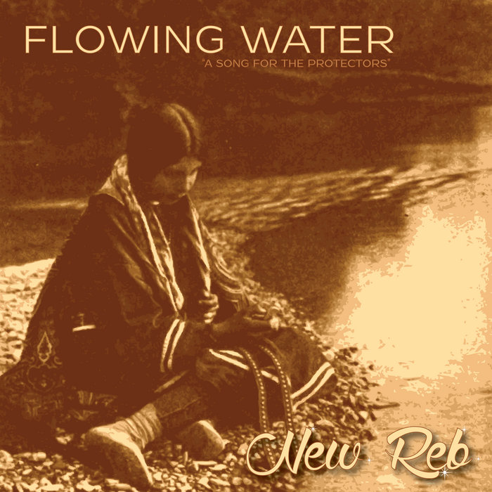 Flowing Water, by New Reb