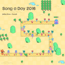 Song a Day 2016 cover art