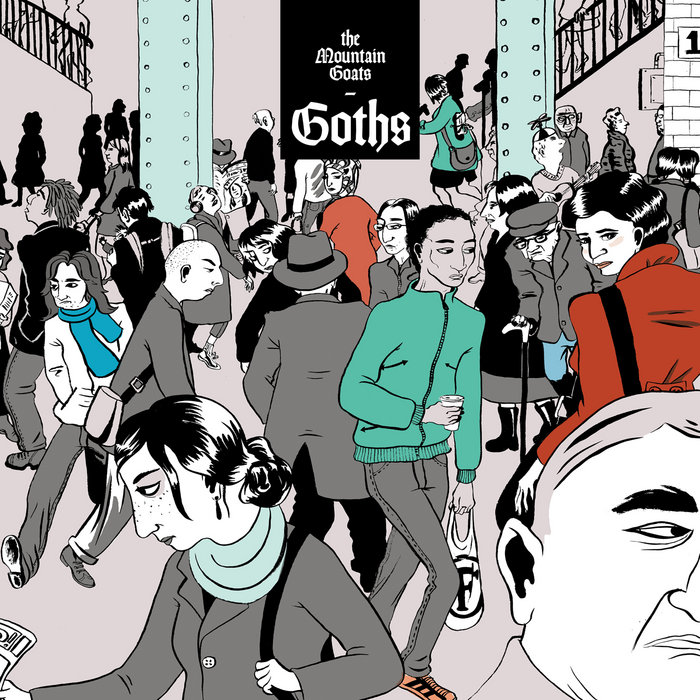 We Do It Different On The West Coast The Mountain Goats